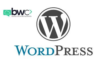 Formation Créer un Site avec WordPress